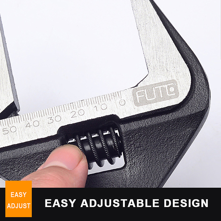 easy adjustable design open adjusted Wrenches