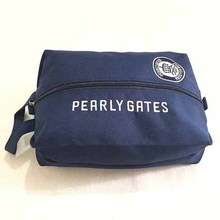Golf-Hand-Bag Pearly-Gates Blue Brand-New