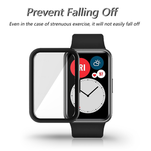 Image 4 - Screen Protector สำหรับ Huawei นาฬิกา Fit TIA B09 Ultra Slim Soft TPU Smartwatch สำหรับ Huawei กันชน Shell