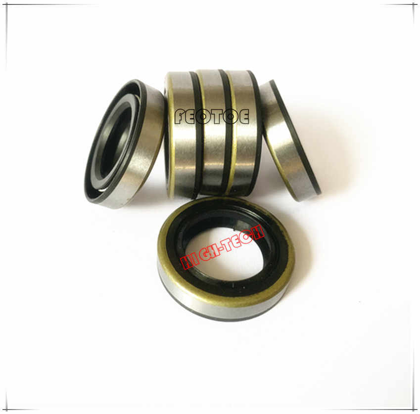 Sealing Oil Seal 17*28*7 Besi Shell Diesel VE Kepala Pompa Rotor