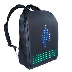 SOL светодиодный светильник светодиодный дисплей рюкзак умный WIFI Version APP контрольный рюкзак