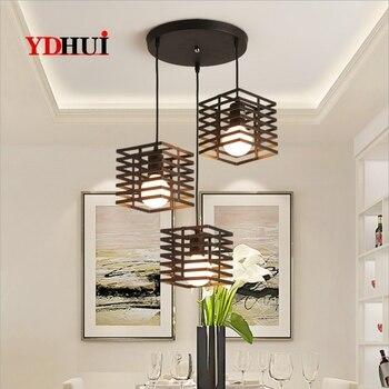 Lámpara de techo colgante moderna para luces colgantes para cocina, lámpara colgante nórdica, lámpara LED para mesa de comedor, luminaria
