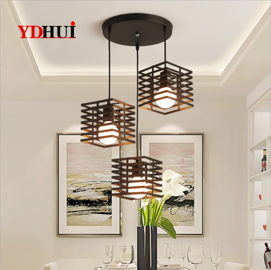 Modern Pendant Ceiling Lamp for Kitchen Pendant Lights Hanglamp Nordic Hanging Dining Table LED Light Fixture Luminaire