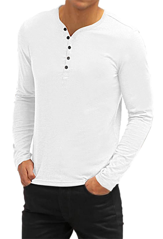 GGT704X hommes été décontracté v-button Cardigan à manches courtes T-Shirts décontracté court