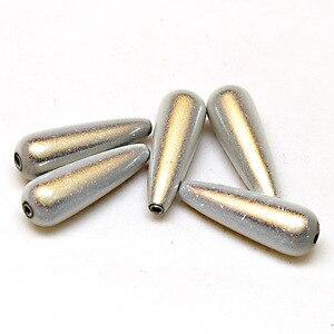 Image 3 - Miasol Thần Kỳ Hạt/Perles Magiques 10*30Mm Magic Giọt Nước Giọt Nước Hạt Poires Cho Diy Trang Sức Làm accessory