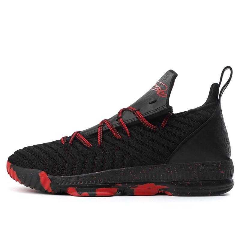 2019 new basketball shoes  men's shoes  women's models  breathable  non slip basketball shoes  shockproof men's sports shoes|Basketball Shoes| |  - title=