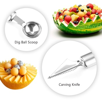 Knife for watermelon and melon 4