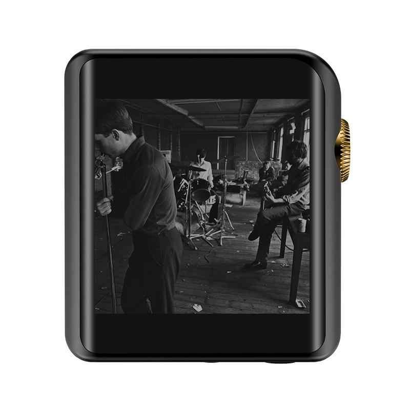 Più nuovo Shanling M0 In Edizione Limitata Hi-Res Bluetooth Dello Schermo di Tocco di Lettore Musicale Portatile MP3 MP4