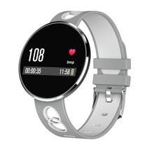 цена Smart Bracelet Color LCD Monitor IP67 Heart Rate Blood Pressure Counter Step Waterproof Sports Pedometer Calorie Bracelet GV99 онлайн в 2017 году
