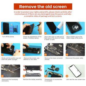 Image 4 - Per il iPhone 11 Display LCD Con 3D Touch Digitizer Assembly No Dead Pixel Dello Schermo LCD di Ricambio Display Per il iPhone 11 pro Max