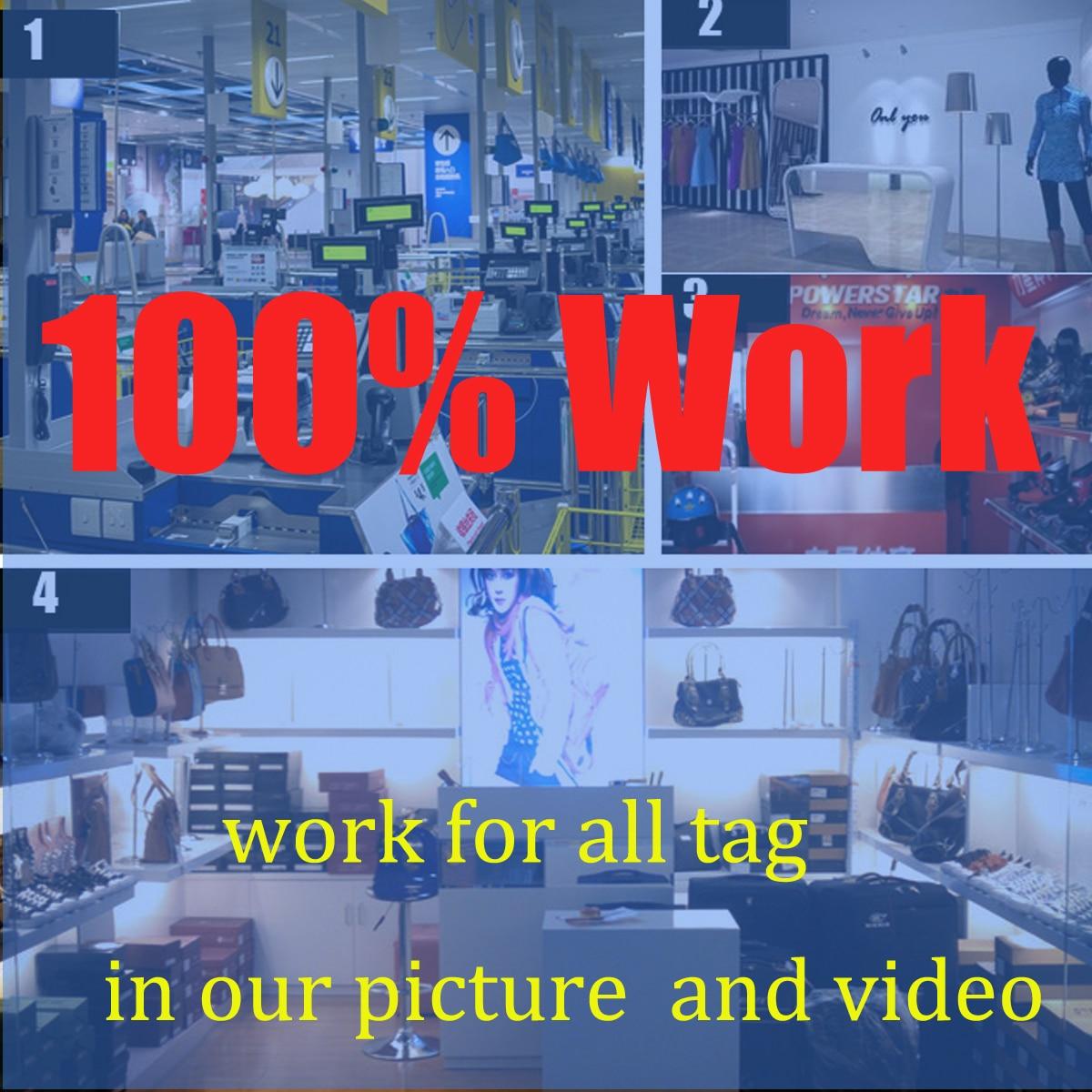 13000GS universal golf magnetic  detacher super eas security tag detacher cloth tag remover key detacher hook detacher 100% work