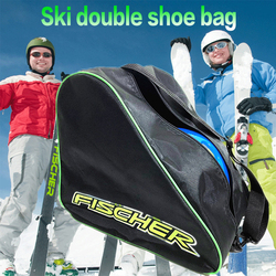 Narty terenowe torba na buty torby na kask pakiet narciarski na akcesoria snowboardowe narciarstwo i Snowboard bagaż podróżny plecak 0401 Torby narciarskie    -