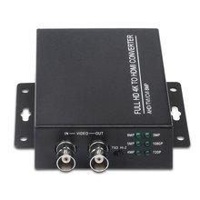 Hd bnc видео конвертер автоматическое распознавание 4K 1080P TVI 8MP AHD 5MP CVI CVBS к HDMI конвертер для камеры CCTV тестер конвертер