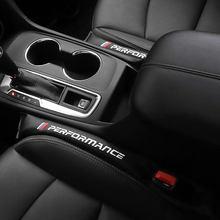 2X Lacuna Assento Almofada Acessórios de Decoração Do Carro Para A BMW E46 E39 E90 E60 Interio F10 E36 F30 X5 E70 F20 X3 E83 X6 E71 E91 E92 E93 X1
