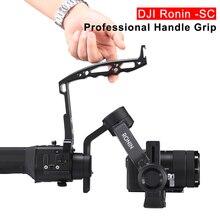 UURig DH12 Invertiert Griff Sling Grip Montage Verlängerung Arm Erweiterte Monitor Kalten Schuh Halterung für DJI Ronin SC Gimbal Zubehör