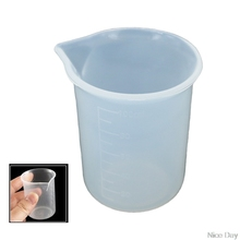 Measuring-Cup Gadgets Epoxy-Making-Tools Mixed-Measure Silicone 100ML A29 20-Dropship