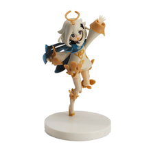 Genshin Impact Figure Cute Static Paimon model Anime game character toy doll for Collection Birthday Christmas Gift