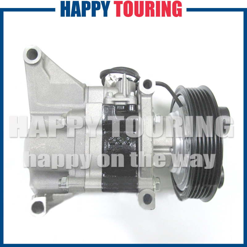 Car Air Conditioning compressor for Mazda 2 V09A1AA4AK D651 61 K00C D65161450H D65161K00A D651 61 K00B D651 61 K00D D651 61 K00|Air-conditioning Installation| |  - title=