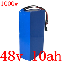 48V battery 48v 10ah 13ah 15ah electric bike battery 48v 10ah lithium ion battery for 48V 500W 750W 1000W ebike motor free duty