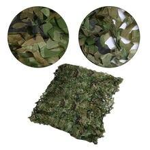 6 м/5 м/4 м/3 м охотничьи военные камуфляжные сетки лесной армейский