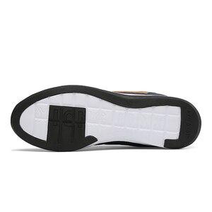 Image 3 - פופולרי נעלי Mens אופנה אביב סתיו מקרית גברים נעלי מוקסינים תלמיד חיצוני מגמת סקייטבורד סניקרס זכר מסלול שדה