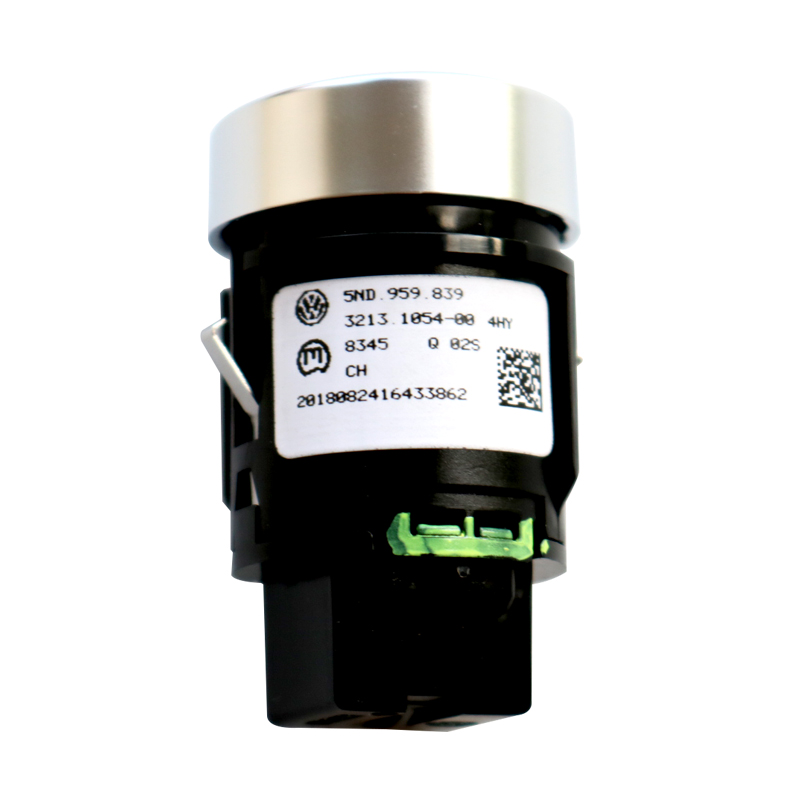 Image 3 - 5N0959839  ELISHASTAR OEM Start Stop Button Switch For V W Tiguan 2008 2016 Sharan 2011 2016 7N 5N0959839  5N0 959 839-in Car Switches & Relays from Automobiles & Motorcycles