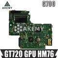 G700 для lenovo G700 материнская плата для ноутбука BAMBI материнская плата с gt720 GPU HM76 11SN0B5M11 11S90003042 оригинальная материнская плата