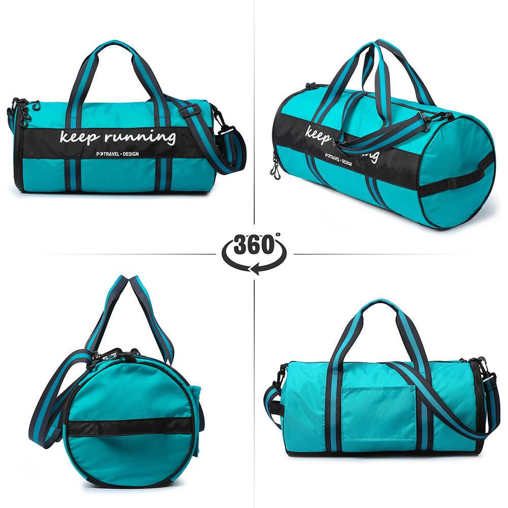 Sac de Sport séparé sec humide sac de Sport sac de voyage pour entraînement voyage Sport Yoga sac à dos sac à dos