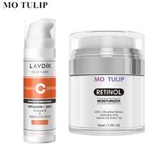 MOTULIP Hyaluronic Acid Vitaminc C Serum Moisturizing Face Cream Anti Aging Shri