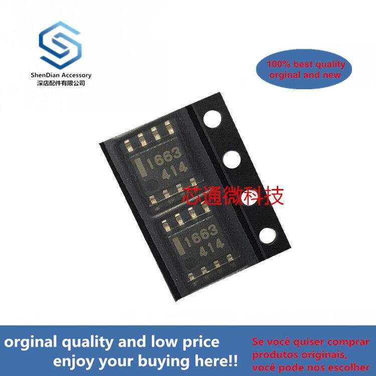 10pcs 100% Orginal New Best Qualtiy UPC1663G-E1 UPC1663G Silk-screen 1663 SOP-8   ( Can Work Perfect)