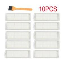 Substituição filtro hepa para xiaomi mijia styj02ym para cocotec conga 3290 3490 3690 viomi v2 pro V-RVCLM21B aspirador de pó