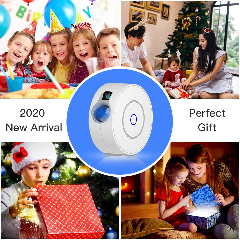 Smart Star Projector WiFi Lase