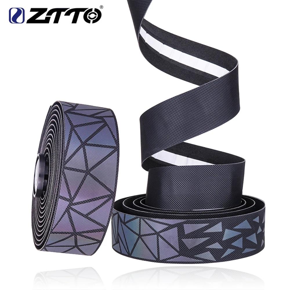 ZTTO Soft Breathable Road Bike Bicycle Handlebar Tape Cork EVA PU Bar Tape T8Z8