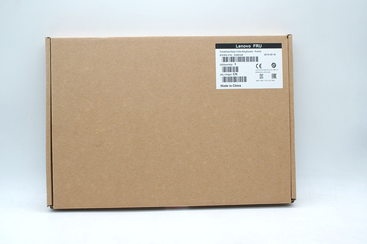 联想磁吸键盘保护套New Lenovo ThinkPad Helix 2 2Gen Folio Keyboard Leather Case 03X9129 PO