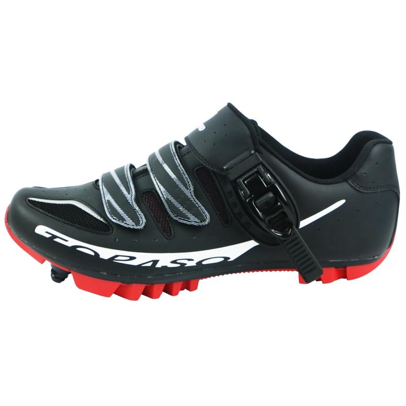 Sapatos de Bicicleta de Montanha Sapatos de Ciclismo Sapatos de Bloqueio Ciclismo Auto-bloqueio