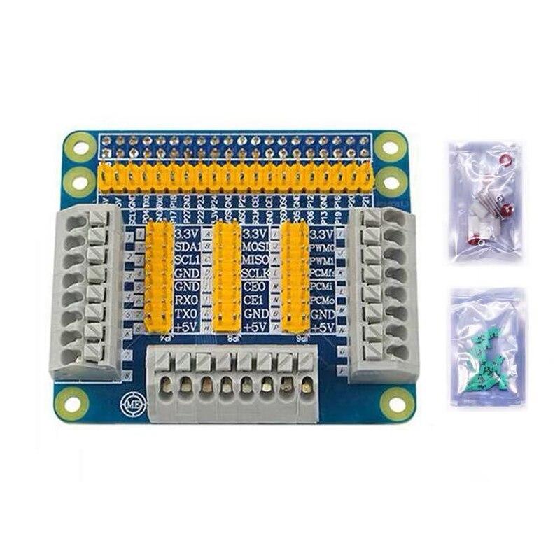 Raspberry Pi GPIO Extension Board For Raspberry Pi 4 3 Model B 4B 3B Pi 3 B+
