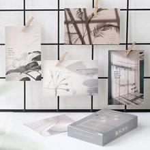 28pcs Lomo 작은 카드 쓰기 가능 만화 유명한 그림 점성술 책갈피 저널 장식 인사말 종이 편지지 선물