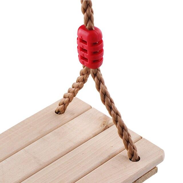 Heavy Duty Wooden Flat Swing  5