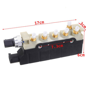 Durable Replacement For Mercedes Benz S Class W220 Air Suspension Compressor Valve Block 2203200258 A2203200258