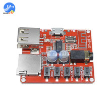 Bluetooth MP3 декодер плата ЦАП конвертер Модуль без потерь декодирование модуль Micro USB TF карта интерфейс аудио декодер 3,7-5 В