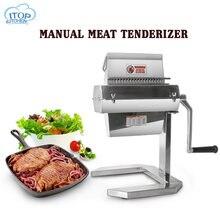 Профессиональный tenderizer для мяса нержавеющая сталь 5 ''11*2