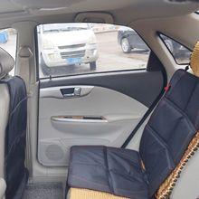 Детские, младенческие, детские, легко очищаемые, противоскользящие, защитные коврики для автомобильных сидений, чехлы для подушек, новые, 72XC