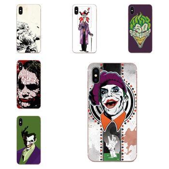 Poker Joker novedad funda suave para teléfono funda de piel para Xiaomi Redmi Mi 4 7A 9T K20 CC9 CC9e Note 7 8 9 Y3 SE Pro Prime Go Play