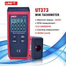 Measuring-Tester Laser-Tachometer Speed-Test Rotation-Speed Digital UT373 RPM Uni-T Mini