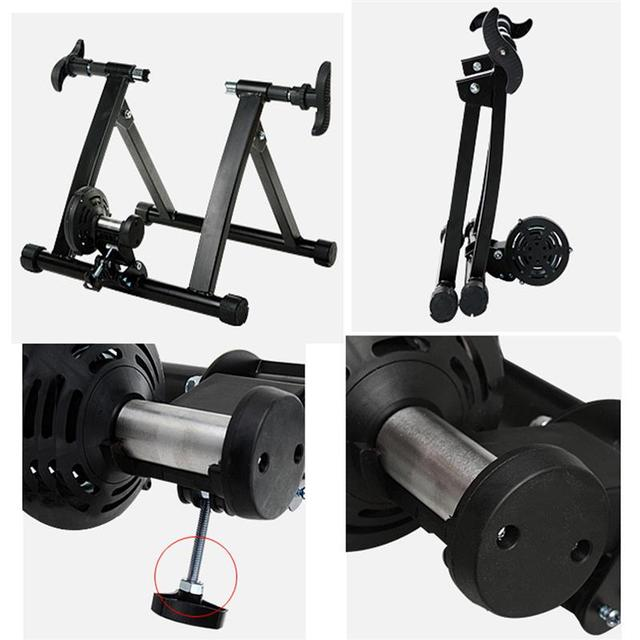 Cycling Training Exercise Bicycle Roller Trainer Indoor Home Bike Roller Platform rodillo bicicleta For 660-700mm MTB Road Bike