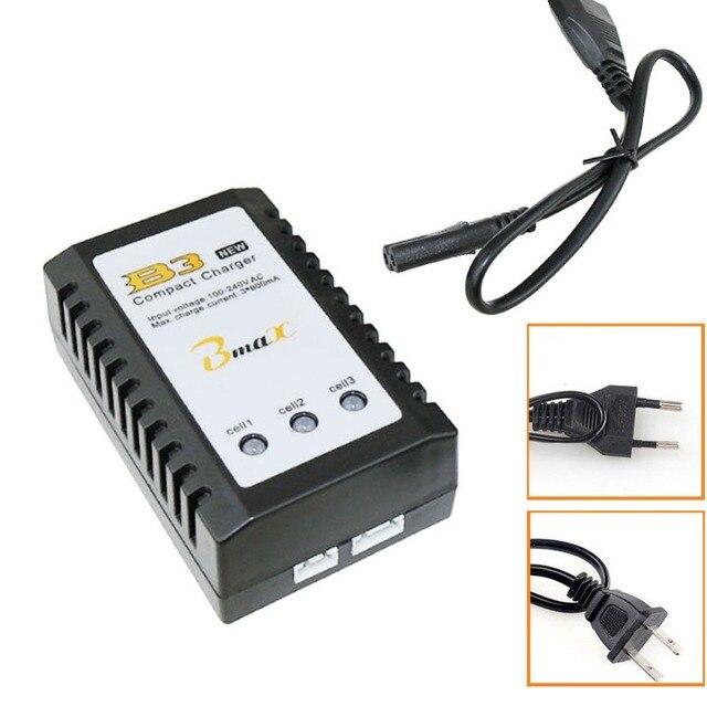 1pcs Professionale Compact li polymer Li po 2S 3S Caricatore Dellequilibrio Della Batteria 2s 3s RC LiPo Per RC Helicopte 7.4V 10W