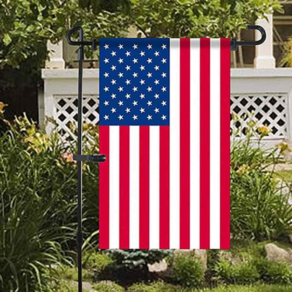 Garden Flag Stand Metal Flag Pole Holder Banner Flagpole for Home Outdoor  Courtyard Garden Lawn