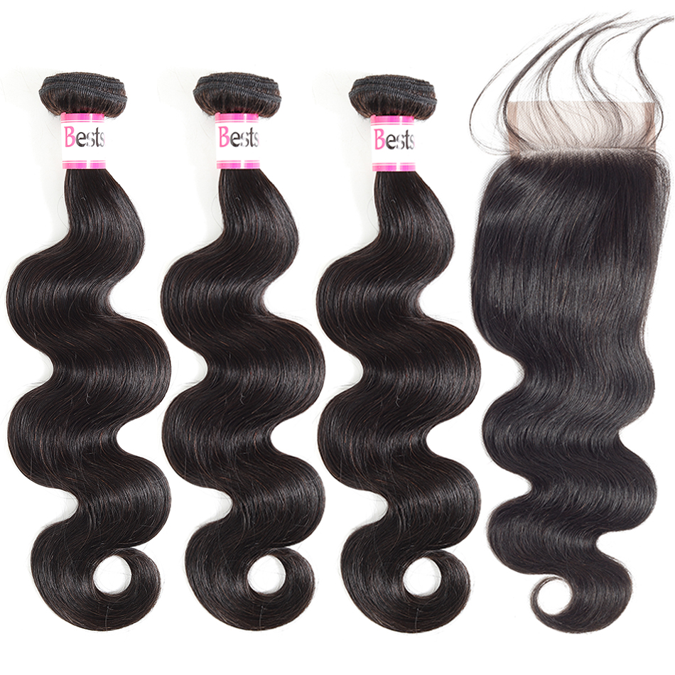 With Lace closure