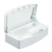 Sterilisator Box Lagerung Professionelle Sterilisieren Tablett Sauber Organizer für Telefon Nagel Pinzette Haar Salon Spa Cutter Maniküre