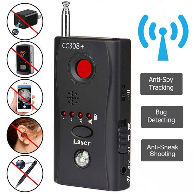 Audio Bug Finder Privacy Protect Security - Speedy Delivery in USA 1